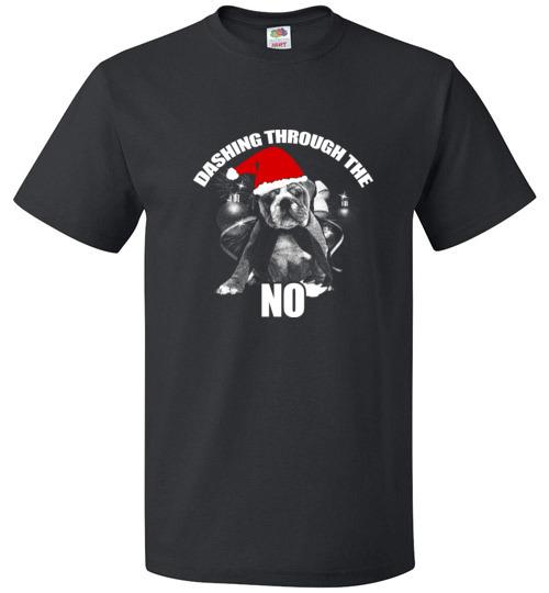 Dashing Through The Pug No