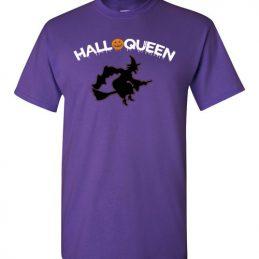 HalloQueen - Halloween Pumpkin Tee Shirt