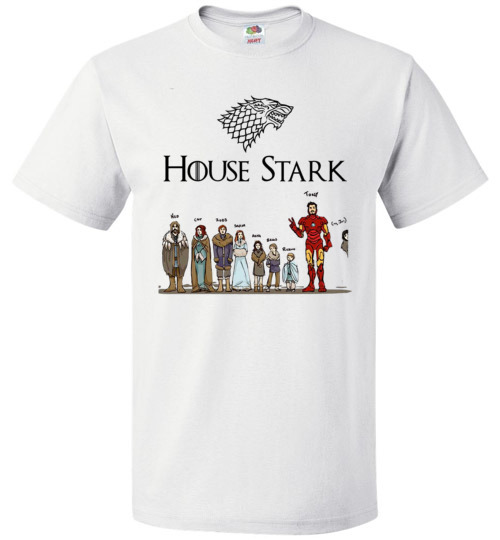 House Stark T-Shirt Game of Thrones