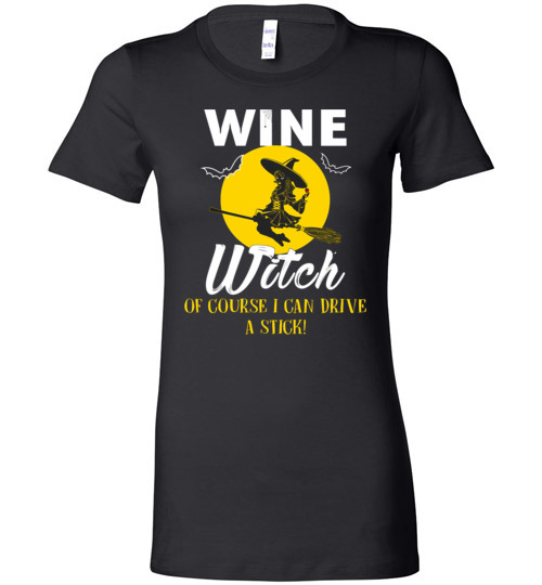 Wine Witch: of course I can drive a stick