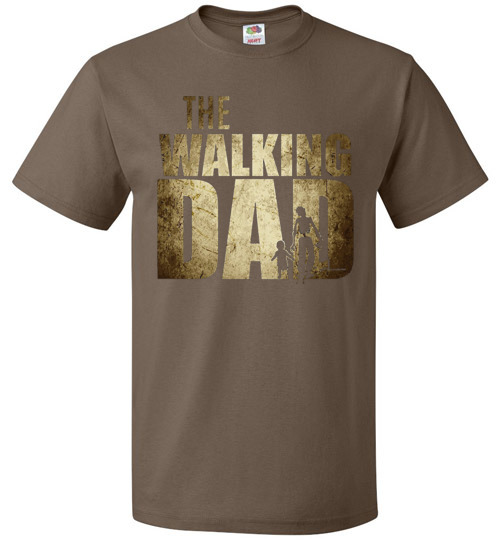 $18.95 - The Walking Dad T-Shirt