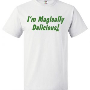 $18.95 - I'm Magically Delicious Funny St. Patrick's Day T-Shirt