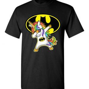 $18.95 - Batman funny Shirts: Unicorn Dabbing Funny T-Shirt