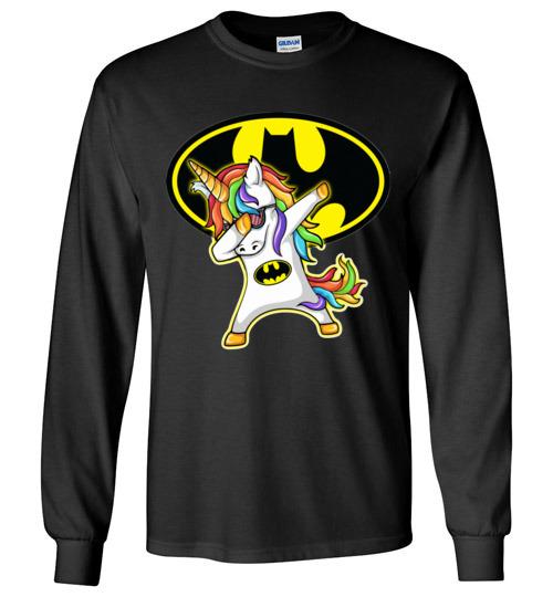 Batman funny shirts unicorn dabbing funny t shirt hoodie for Comic t shirts online