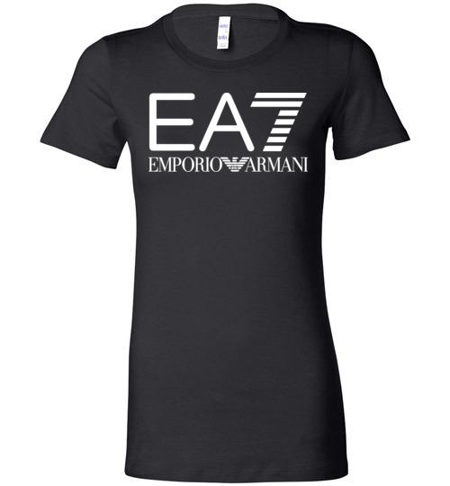 $19.95 - Emporio Armani Ea7 Lady T-Shirt