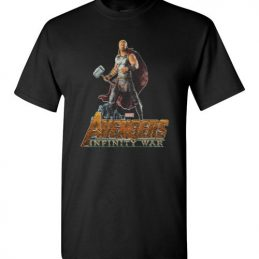 $18.95 - Marvel Infinity War Shirts: Thor prince of Asgard T-Shirt