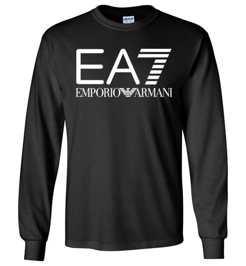 a450ff6044cf Emporio Armani Ea7 T-Shirt, Long Sleeve, Hoodie, Sweater