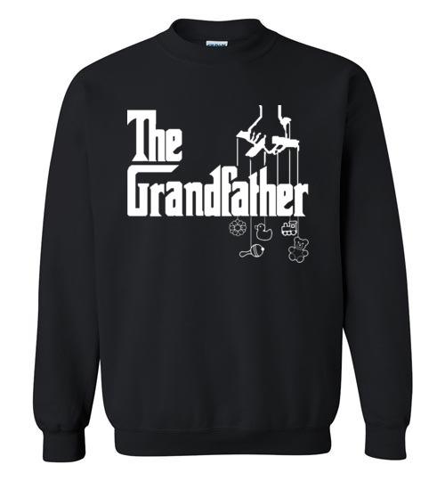 $29.95 - The Grandfather funny Godfather Mafia style Sweatshirt