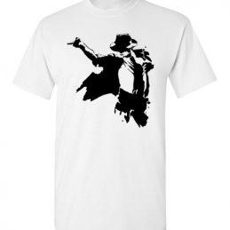 $18.95 - Michael Jackson: Pop King 10th Anniversary music T-Shirt