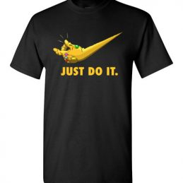 $18.95 - Funny Thanos Infinity War Shirts: Just Do It - Infinity Gauntlet T-Shirt
