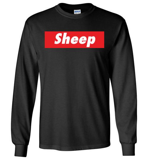 ac04f5269bb5 Funny Supreme Shirts: Sheep (iDubbbz Merch iDubbbztv)