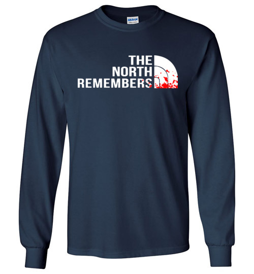 The North Remembers Shirt Sweater Sweatshirt Crewneck hoodie game of thrones