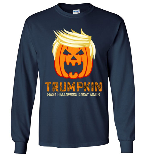 trumpkin make halloween great again funny halloween t shirt hoodie ugly christmas sweater