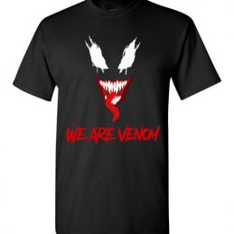 $18.95 - Funny Marvel Shirts for Halloween - We are #Venom T-Shirt