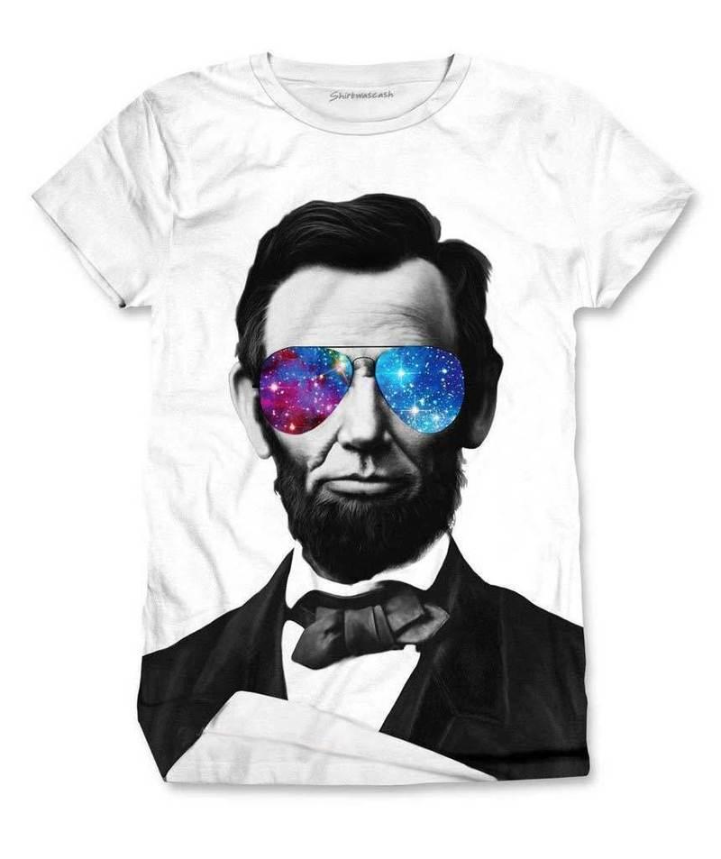 Abraham Lincoln-TSHIRT