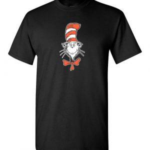 Dr. Seuss Shirts The Cat in the Hat Face T-Shirt