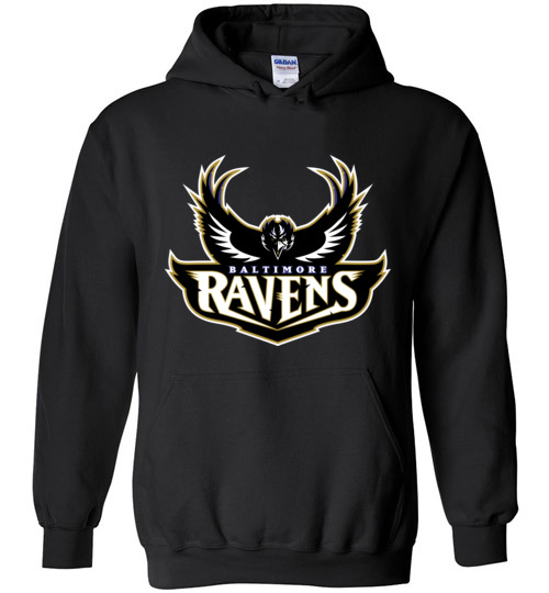 $32.95 – Baltimore Ravens NFL Football Hoodie