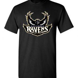 $18.95 – Baltimore Ravens NFL Football T-Shirt