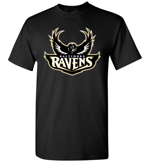 $18.95 – Baltimore Ravens NFL Football T-Shirt