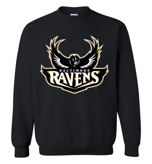 $29.95 – Baltimore Ravens NFL Football Sweatshirt